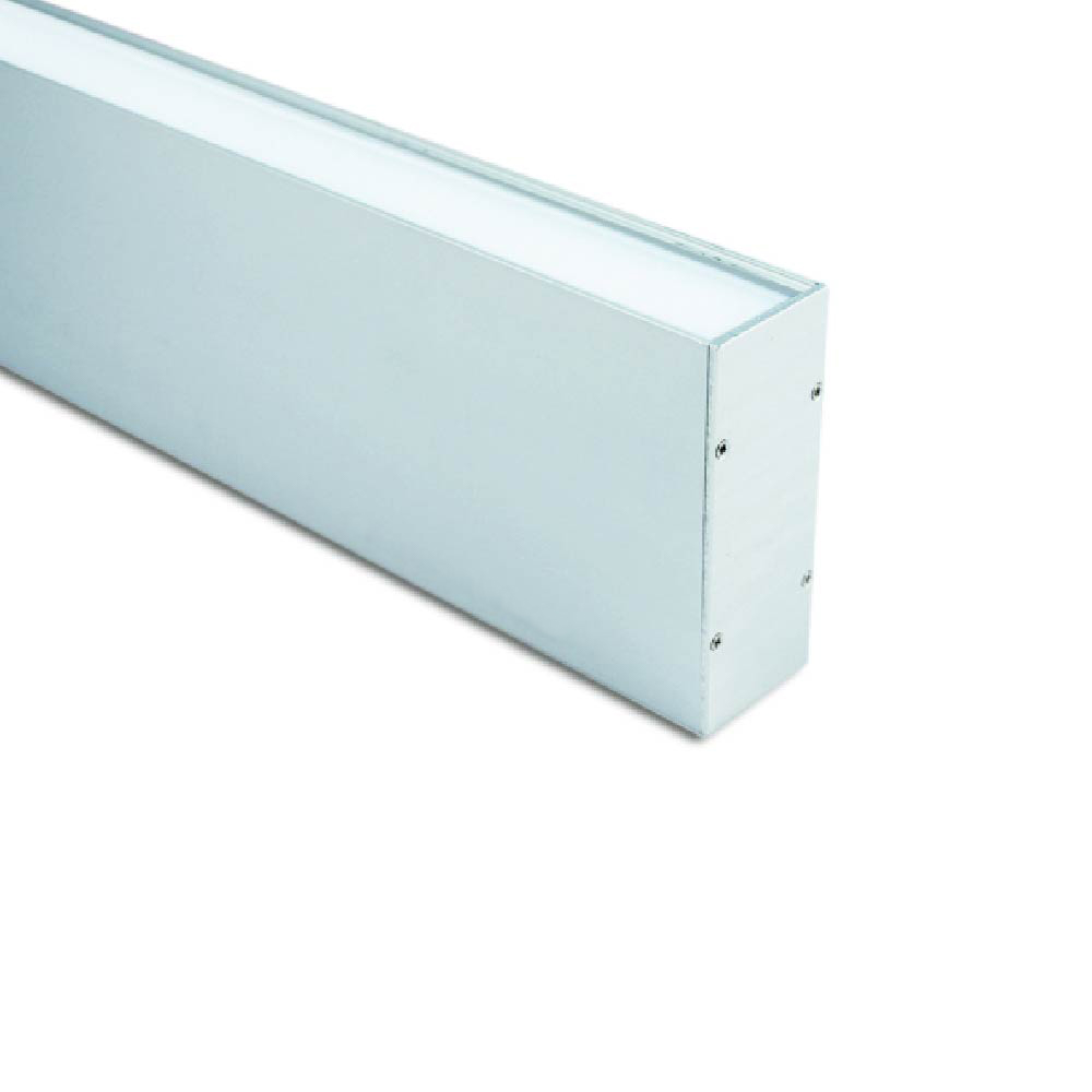 Up & Down 2 part Aluminium Profile Channel For LED Strip (2m)
