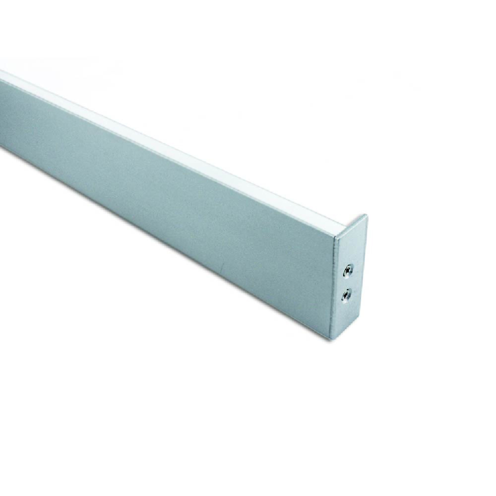 Wall Washer Up & Down Aluminium Profile Channel For LED Strip (2m)